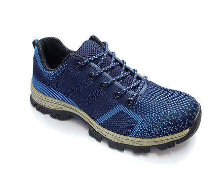 DR 512B 藍色低筒安全鞋
