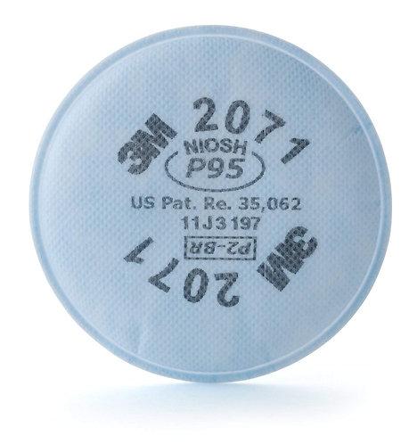 3M™ 2071 P95 濾棉 (pack)