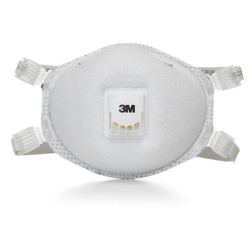 3M™ 8214 N95 有氣閥口罩(電焊、酸性氣體專用) (pc)