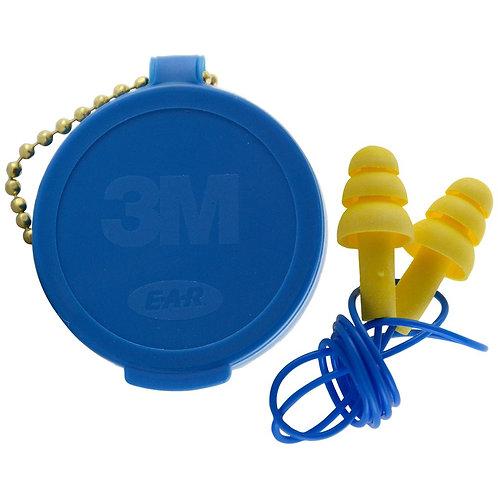 3M™ 340-4002 可重用連繩耳塞(一對)