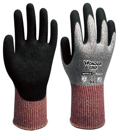 WONDER GRIP WG-777 / WG-788 五級防割手套