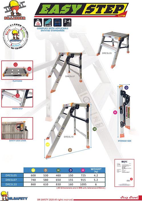 DR LADDER DRESL Series (EASYSTEP LITE) 摺疊式工作台 Stepstool Ladder