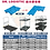 Thumbnail: Dr Logistics DR100 400x600mm 組合膠板車