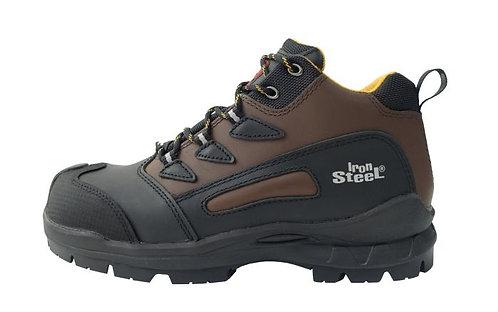 IRONSTEEL T-13 Builder 中筒安全鞋