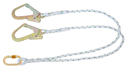 KARAM PN251 1.5M 雙扣尾繩 Forked Lanyards