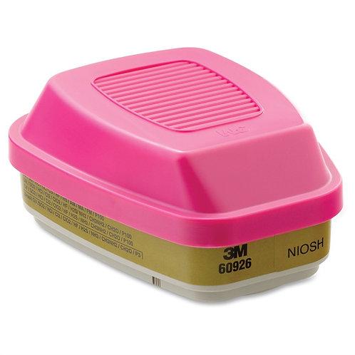 3M™ 60926 P100 濾棉組合式綜合濾罐 (pack)