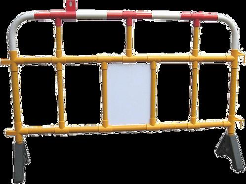 PVC 膠馬路欄(重身)