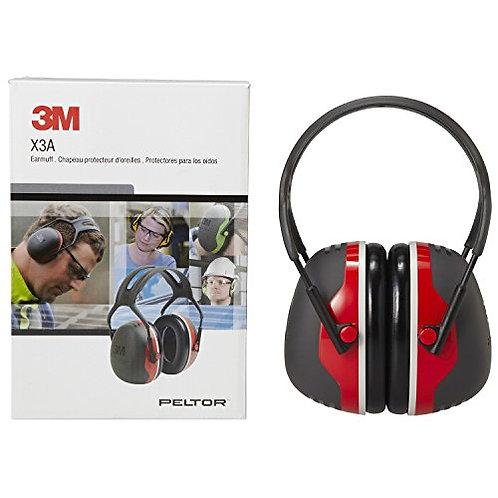 3M™ X3A 耳罩 28dB EN352