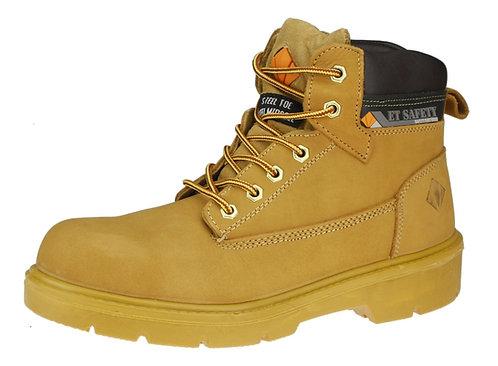 ET SAFETY I0006 ALTAIR 啡色中筒安全鞋