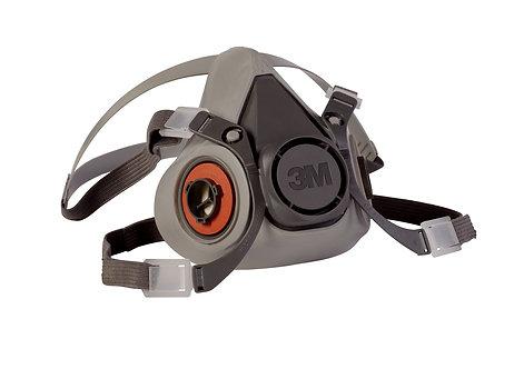 3M™ 6200 雙過瀘半面口罩 (pc)