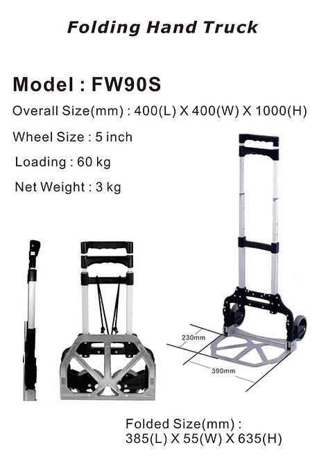 FW90S 折疊式鋁手推車
