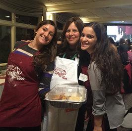 Boston Mega Challah Bake 2015