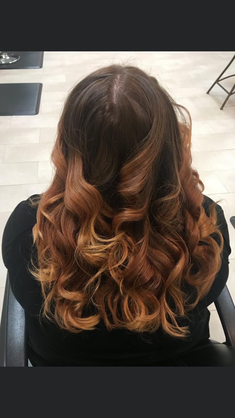 Shampoo/Blow-dry/Flat iron/Curls