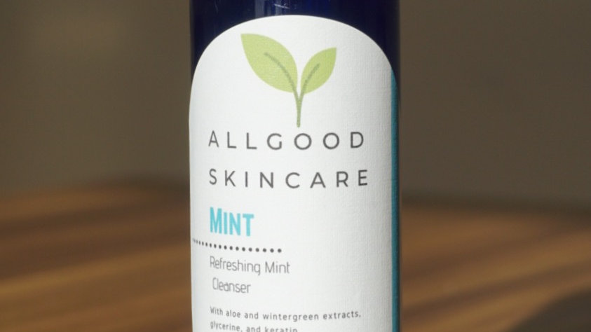 Mint Cleanser