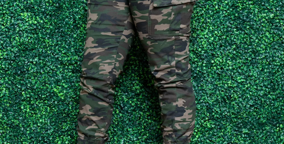 Danger Zone Camouflage pants