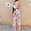 Thumbnail: Sneaky Moves Snakeprint jumpsuit