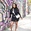 Thumbnail: Focus on me ribbed cutout dress