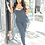Thumbnail: Against The Grain Ribbed jumpsuit