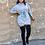 Thumbnail: Setting The Mood Hoodie Dress
