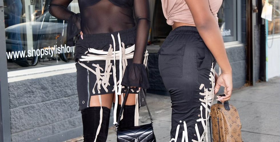 Attachment Issues Skirt