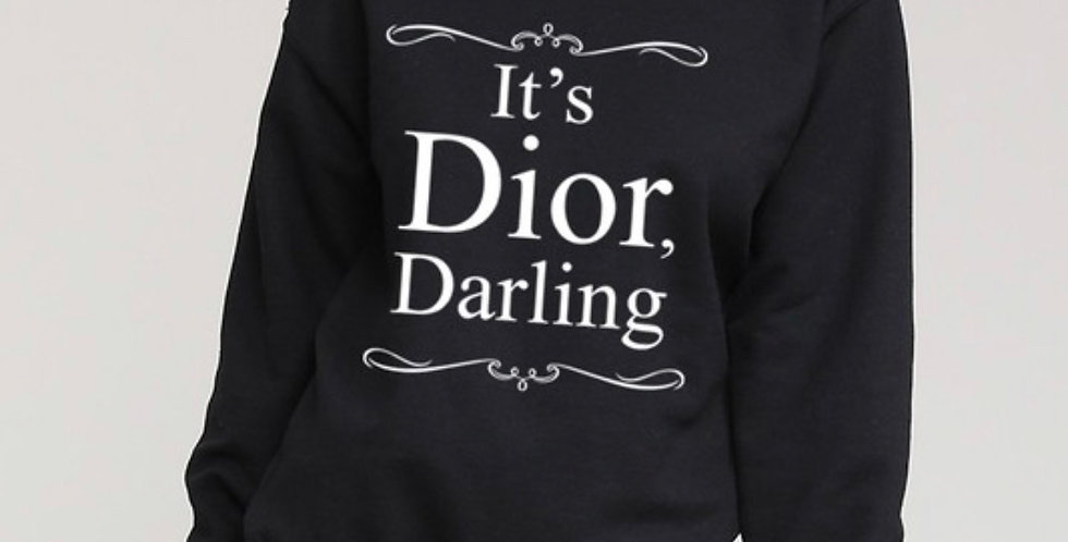 It's Dior Darling Plus Size