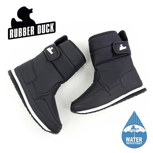 【RUBBER DUCK ラバーダック】ベーシックスノージョガー【BASIC SNOWJOGGER】ブラック