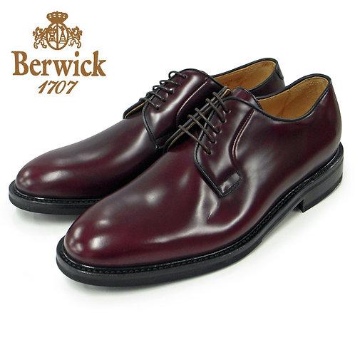 【BERWICK バーウィック】 オックスフォードシューズ ラバーソール (5768) バーガンディー