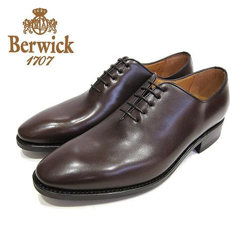 【BERWICK バーウィック】 内羽 ビジネスシューズ ダイナイトソール(1560)ダークブラウン