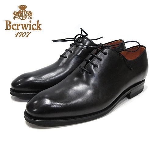 【BERWICK バーウィック】 内羽 ビジネスシューズ ダイナイトソール(3639)グレーブラック