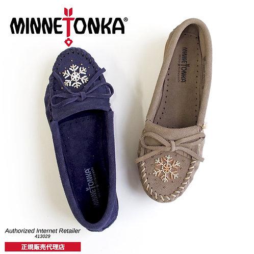 【MINNETONKA ミネトンカ】MOKO MOC モーコモック【420H 421H】ビーズ刺繍モカシン モカシン