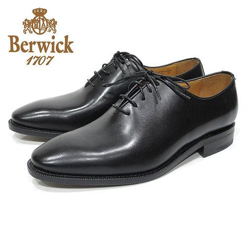 【BERWICK バーウィック】 内羽 ビジネスシューズ ダイナイトソール(1560)ブラック