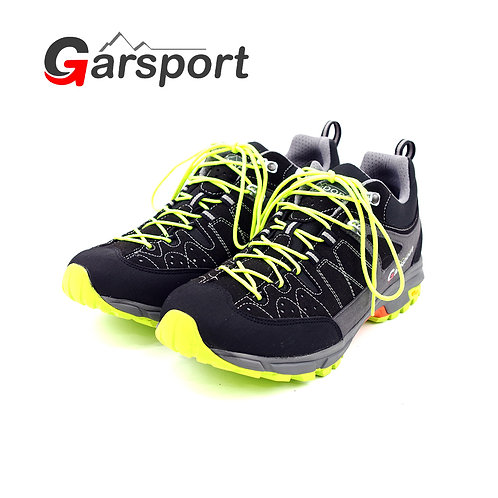 【Garsport ガルスポーツ】FAST HIKE LOW TEX (GDT1040002)2098 NERO/ANTRACITE ブラック/グレー