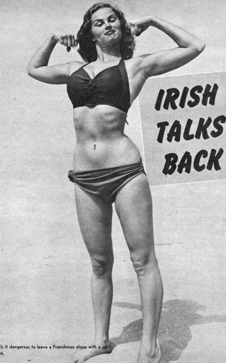 Irish Mccalla
