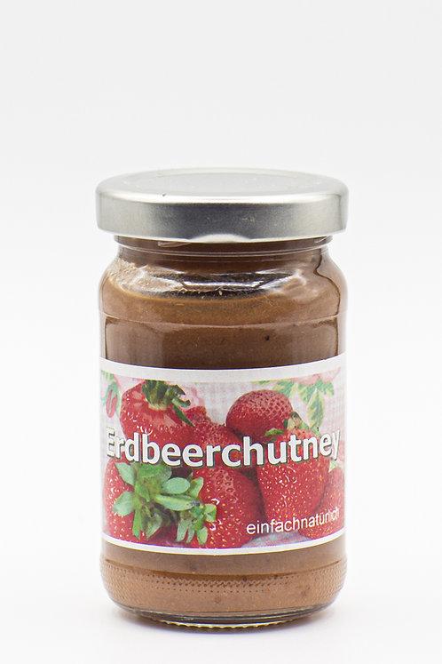 Erdbeerchutney