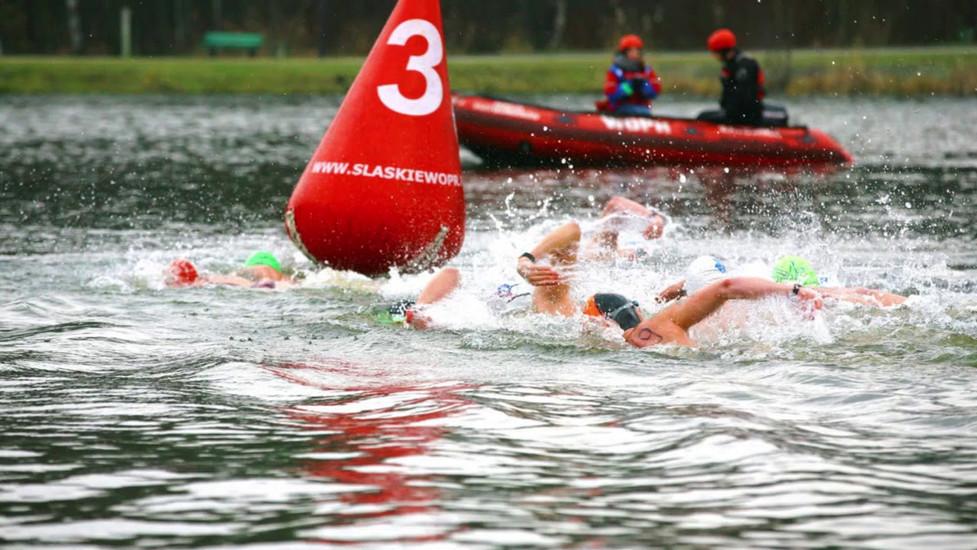 Zawody Zimowego Pływania – Katowice
