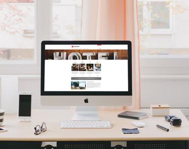 Strona internetowa dla Restaurator