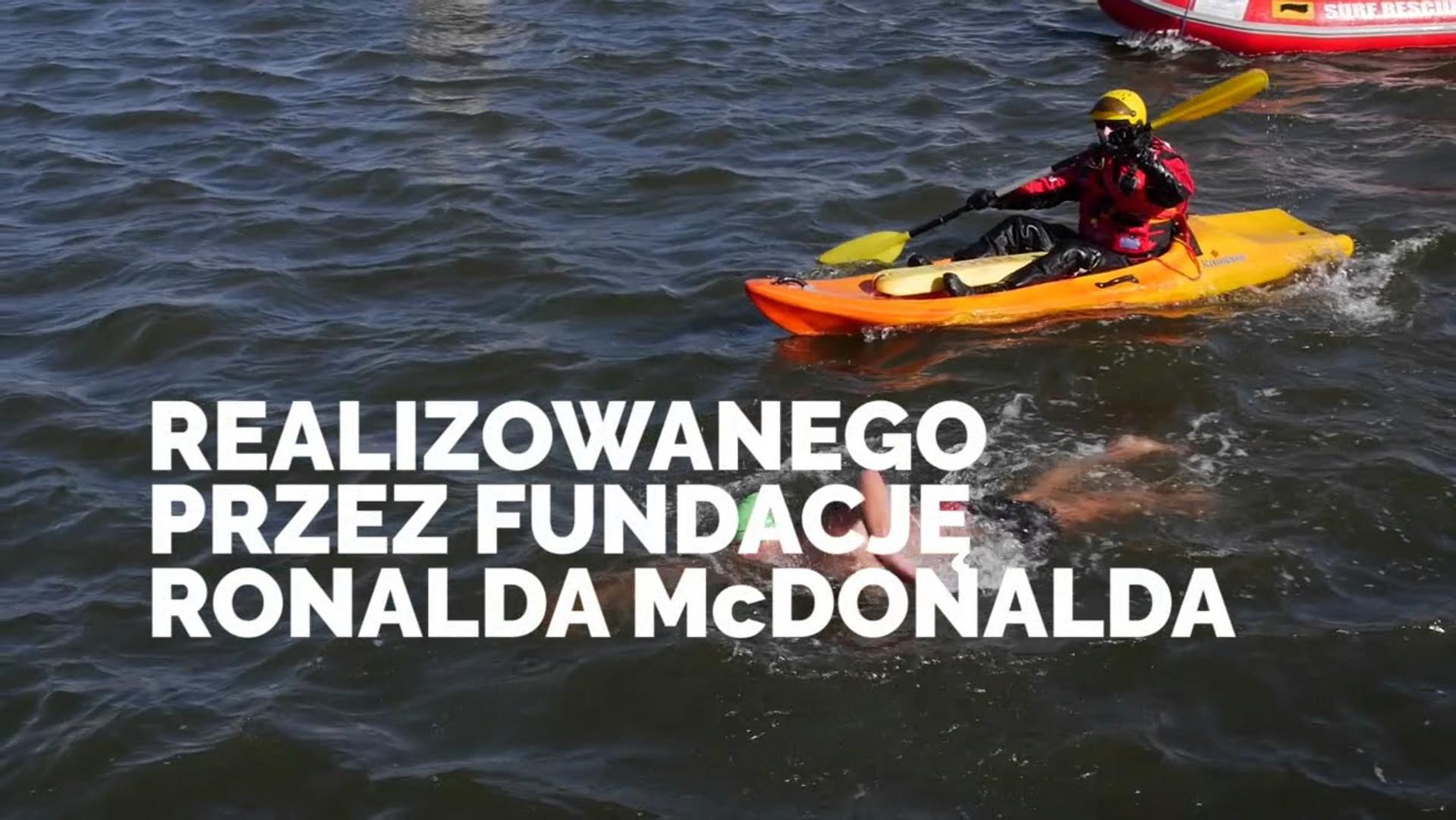 Lodowa Mila dla Fundacji –Gdynia