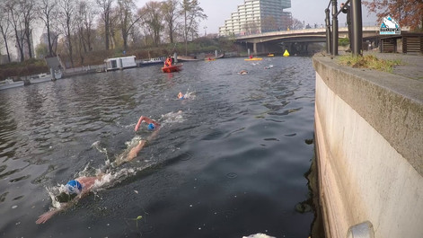 Zawody Zimowego Pływania – Bydgoszcz