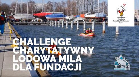 Relacja z finału akcji dla Fundacji Ronalda McDonalda