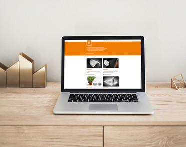 Strona internetowa oraz treści dla Fiberi