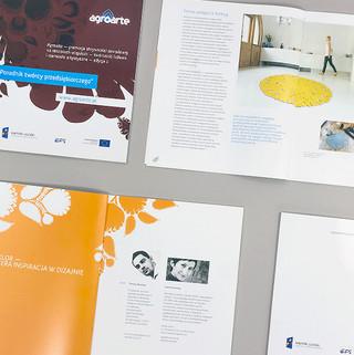 Publikacja Agroarte w ramach projektu UE