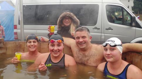 Zawody Zimowego Pływania – Niemcy