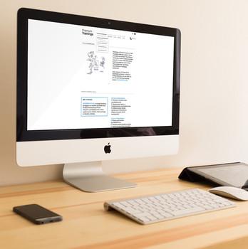 Strona internetowa dla Premium Trainings