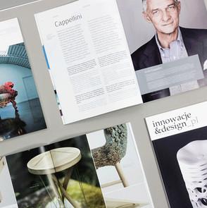 Cykl publikacji Innowacje&Design.pl dla Urzędu Marszałkowskiego Wielkopolski