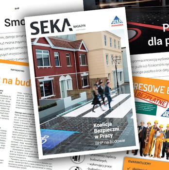 Magazyn SEKA dla SEKA S.A.