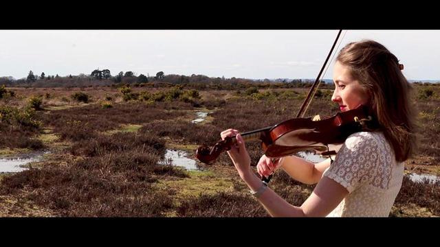 Violin Video Filming