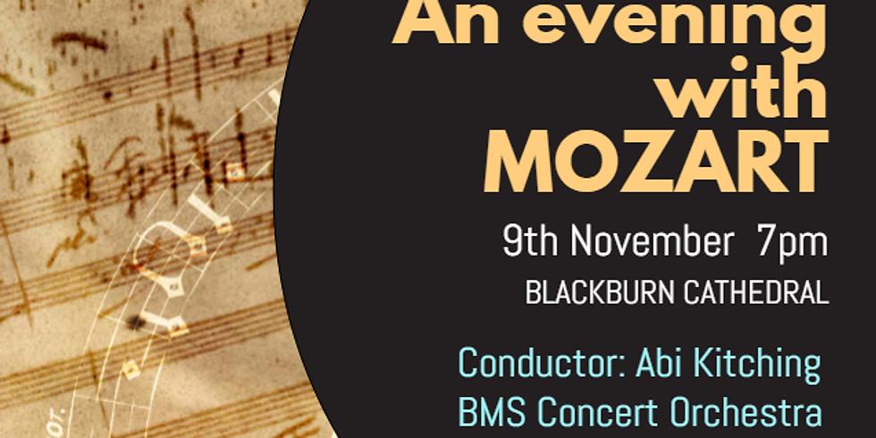 An Evening with Mozart