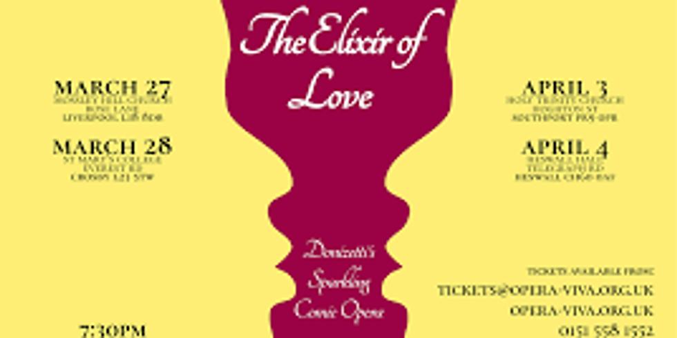 Opera Viva: The Elixir of Love