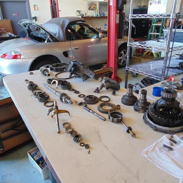 porsche auto repair shop campbell