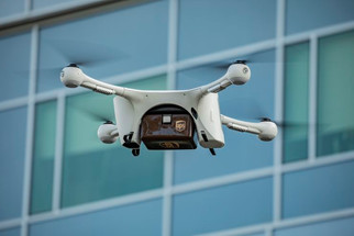 UPS is using drones to transport medical supplies between hospitals